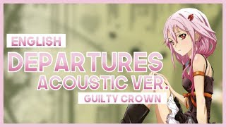 Mew 34 Departures 34 Guilty Crown Ed 1 English Acoustic