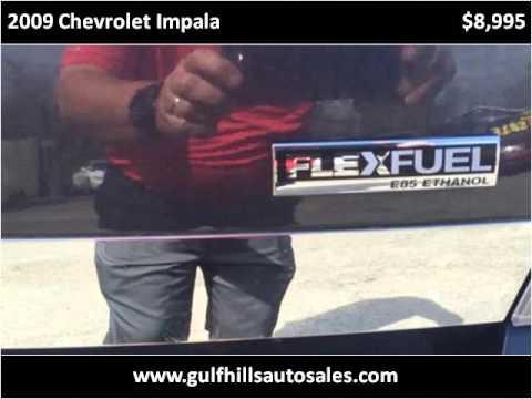 2009 Chevrolet Impala Used Cars Ocean Springs MS