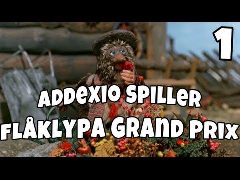 Flåklypa Grand Prix, Ep 1