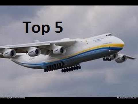top 5 les plus gros avions du monde youtube. Black Bedroom Furniture Sets. Home Design Ideas