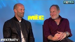 Jason Statham Gushes Over Son Jack, Talks Shark Movie 'The Meg'