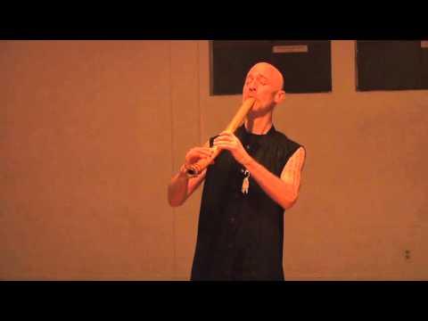 "Godan Sugomori ""Nesting Of The Cranes"" 古伝巣籠 1.8 Jinashi Zen Shakuhachi Flute"