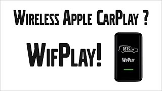 Wireless Apple CarPlay - WifPlay.com