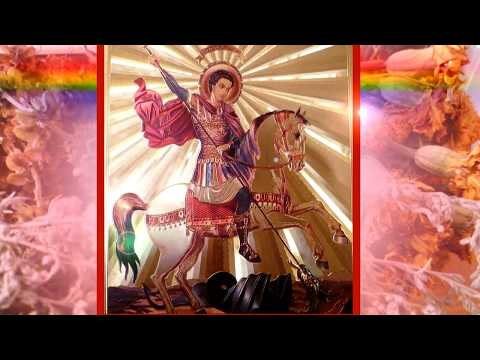 Молитва Георгию Победоносцу о защите и победе. Молитва о воинах. Молитва о даровании мужества.