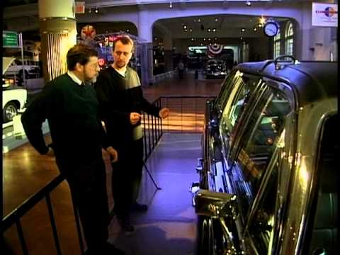 Adrian Bell visits the Henry Ford Museum to see the car John F. Kennedy was assassinated in
