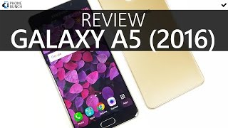 Samsung Galaxy A5 (2016) Review - Worth a Look?