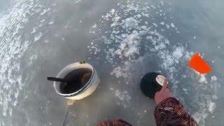 Зимняя рыбалка. Щука на жерлицы. Святые Озера..