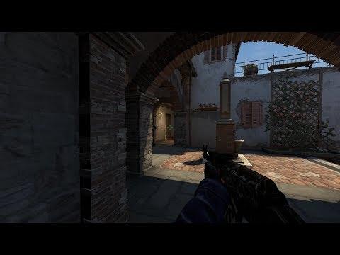 zews 1vs2/4K with AK-47 vs. G2 on Inferno