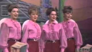 The Lennon Sisters - Tumbling Tumbleweeds (The Lawrence Welk Show - July 23, 1966)