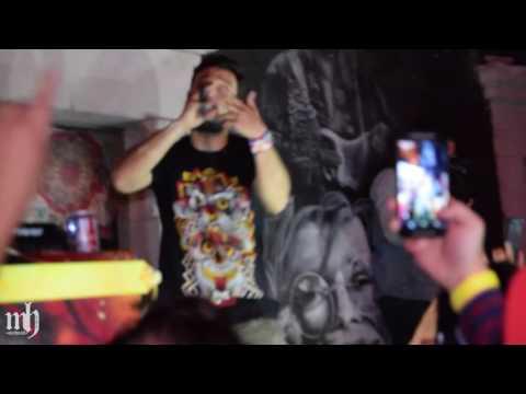Show de Sharif en Chihuahua Bar las animas
