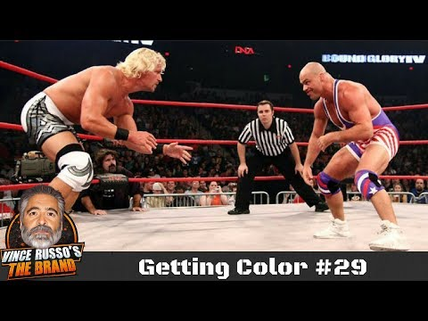 Behind The Scenes Of Real Life Wrestling Feuds Getting Color 29 W Vince Russo Big Vito Youtube