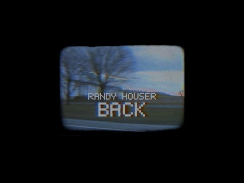Randy Houser - Back (Lyric Video)