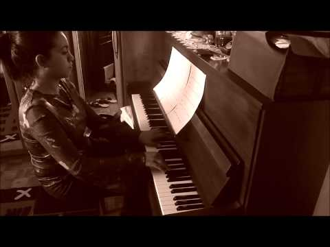 Big Fish - Jenny's Theme - Danny Elfman (Piano)