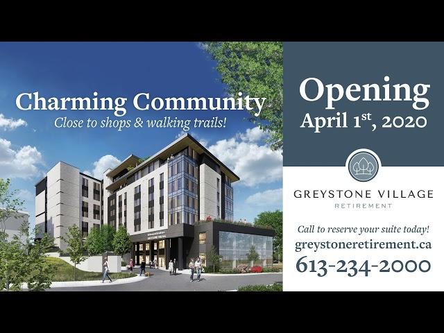 Creative Display - Greystone Village Retirement