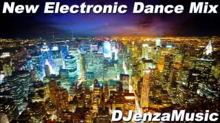 Download New Electro House Mix 2014 (Avicii, Martin Garrix, Hardwell, Tiesto) (By DJenza) MP3 song and Music Video