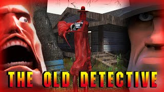 👻เฮวี้ พบกับ The Old Detective👻 [🎮Gmod Ghost Hunter🎮]