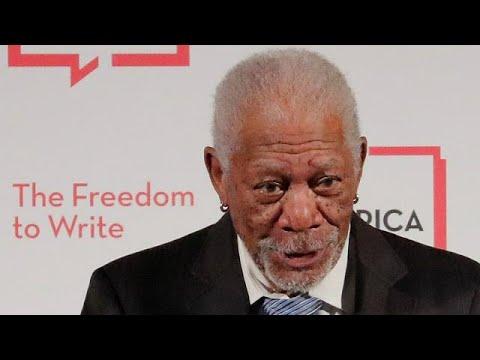 Acusado de assédio, Morgan Freeman pede desculpa se ofendeu alguém
