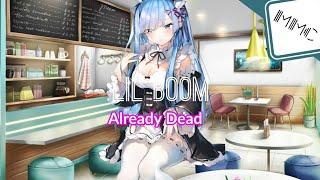 Lil Boom - Already Dead [Omae Wa Mou] (Prod.Deadman) [Shibayan Records Release]