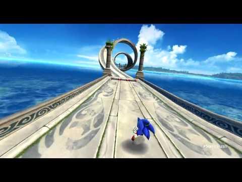 Sonic Dash (Launch)