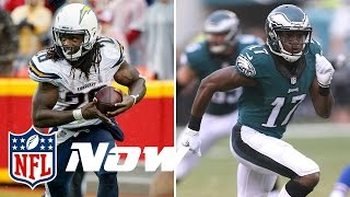5 Biggest Rookie Disappointments (2015)    NFL Now