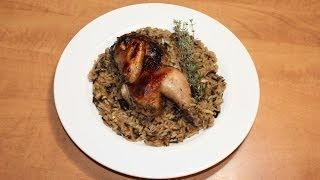 Cornish Game Hen Recipe