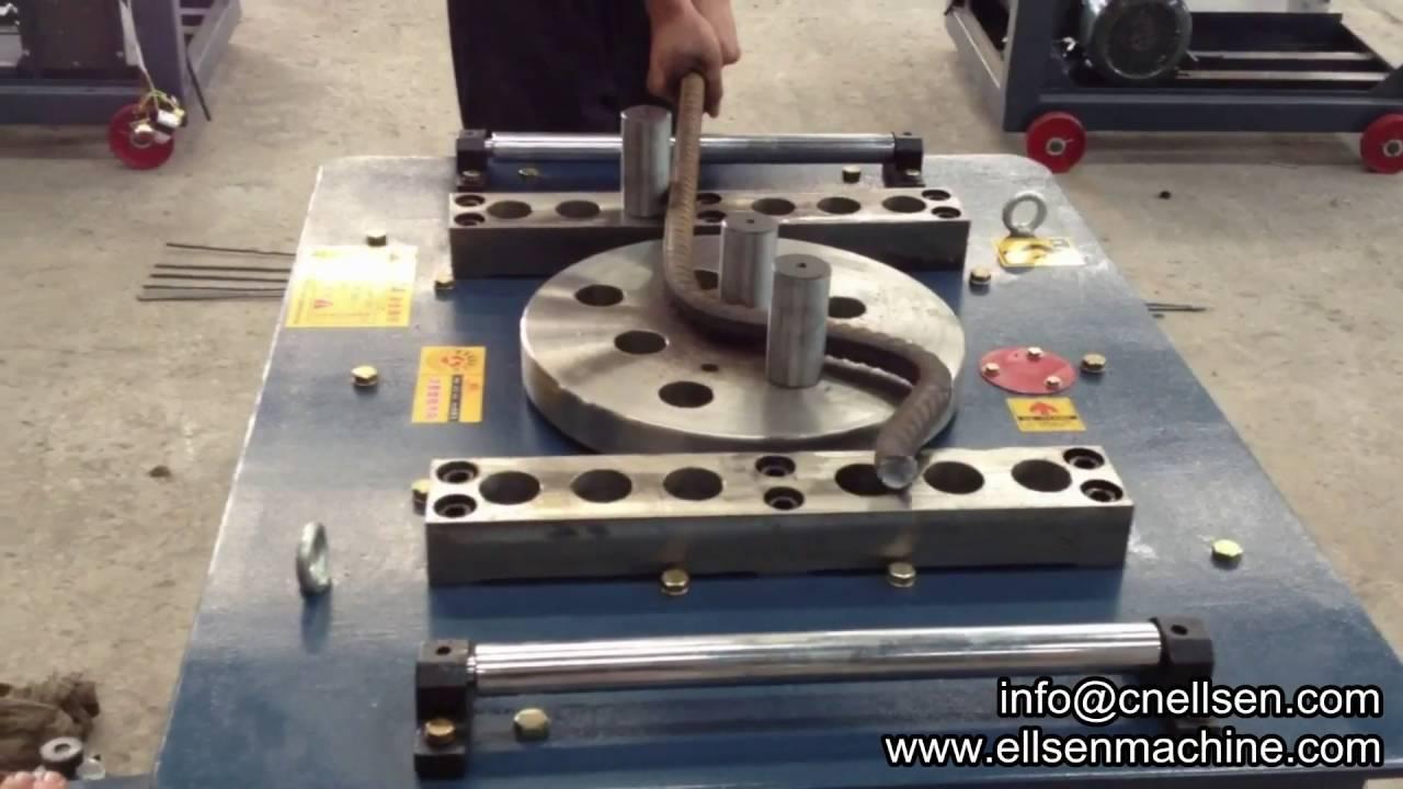 Bar Bending Machine for Sale- Ellsen bending machine