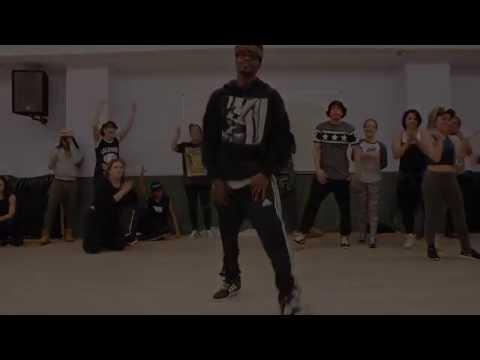 ACE Hood   Buss Guns   - Alonzo Williams Choreography