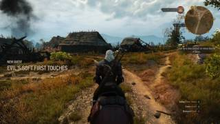 The Witcher 3 Blood and Wine 4k Ultra setting Part 1