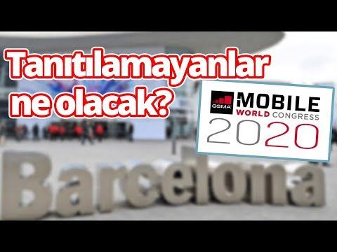 MWC 2020'de Tanıtılamayan Telefonlar Ne Olacak?