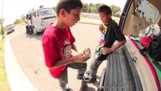 WESI SKATEBOARDS KIDS #AHYNOMAS ! ISAAC VILLAREAL VS OCTAVIO FLORES