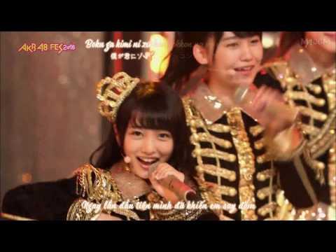 Flying Get - AKB48 Vietsub