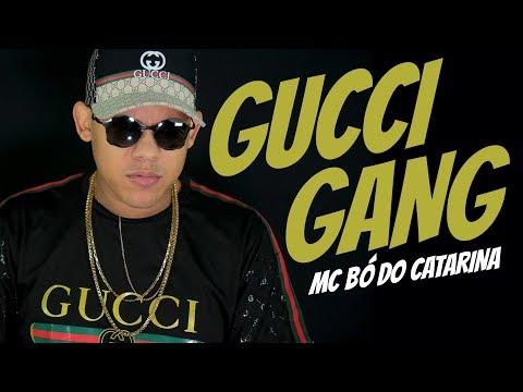 MC Bó do Catarina - Gucci Gang (DJ Mortão)