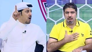 الكويتي خلف السلامة يرد على مرتضى منصور: هذي قلة أدب.. وعبدالعزيز عطية يعتذر لقطر