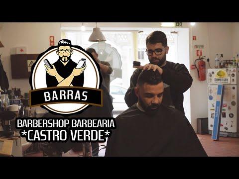 Barras Barbershop Barbearia - Castro Verde