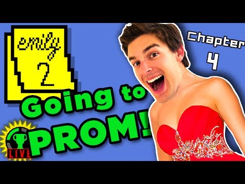 MY PROM PROPOSAL!   Emily is Away Too (Part 4)