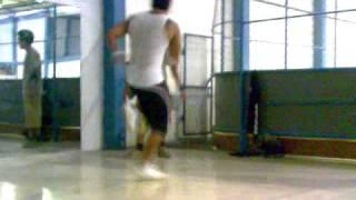 "Breakdance Guayaquil ""fede"" batalla 1"