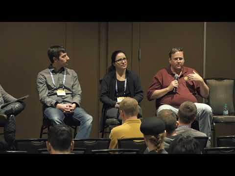 "CppCon 2018: Panel ""Software Security"""