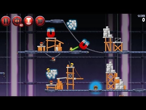Angry Birds Star Wars II - Battle Of Naboo - P3-20 - 171430