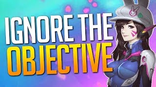 When to IGNORE the Objective! Win More Games!