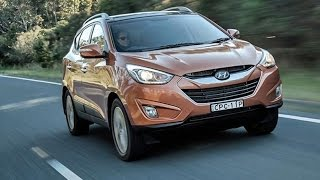 Hyundai ix 35 2015 Тест драйв.Anton Avtoman смотреть