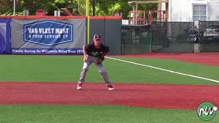 Andrew Cuff - PEC - 1B - Mt. Angel HS (OR) - June 28, 2018
