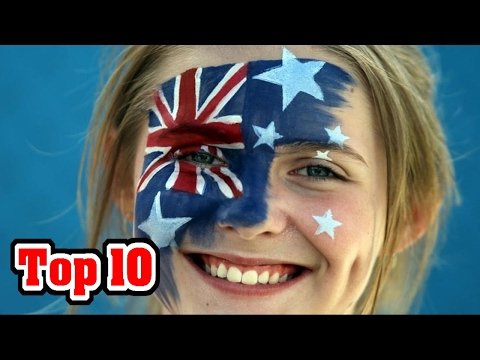 Top 10 Amazing Facts About Australia