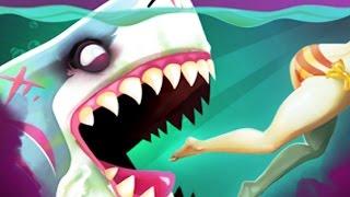 Hungry Shark World - A ZOMBIE Shark!