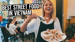 We Tried Vietnamese Street Food in Hoi An, Vietnam | Most Unique Street Food Tour