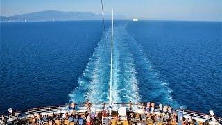 mit der Costa Diadema durch das Westliche Mittelmeer