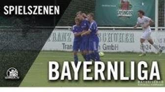 FC Deisenhofen - Türkspor Augsburg (5. Spieltag, Bayernliga Süd)