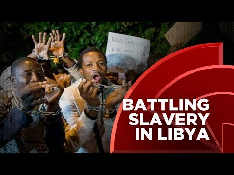 African Refugees Bought & Sold As Slaves In Libya, What Can Be Done To Stop The Slave Trade?