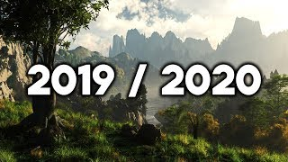 Top 10 NEW OPEN WORLD Upcoming Games of 2019 \u0026 2020 | PC,PS4,XBOX ONE (4K 60FPS)