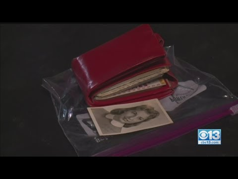Wallet Returned To Owner 58 Years Later