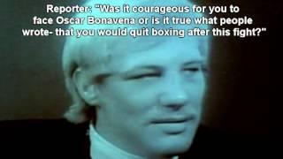 Best Boxing interview EVER !! (Norbert Grupe interviewed by Rainer Günzler)